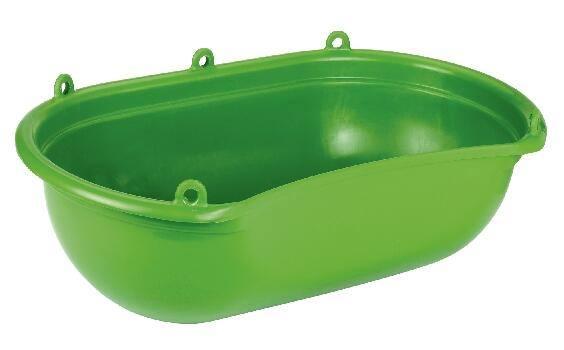 Nest lade 20 liter zonder borstband groen for Grande bassine plastique bain
