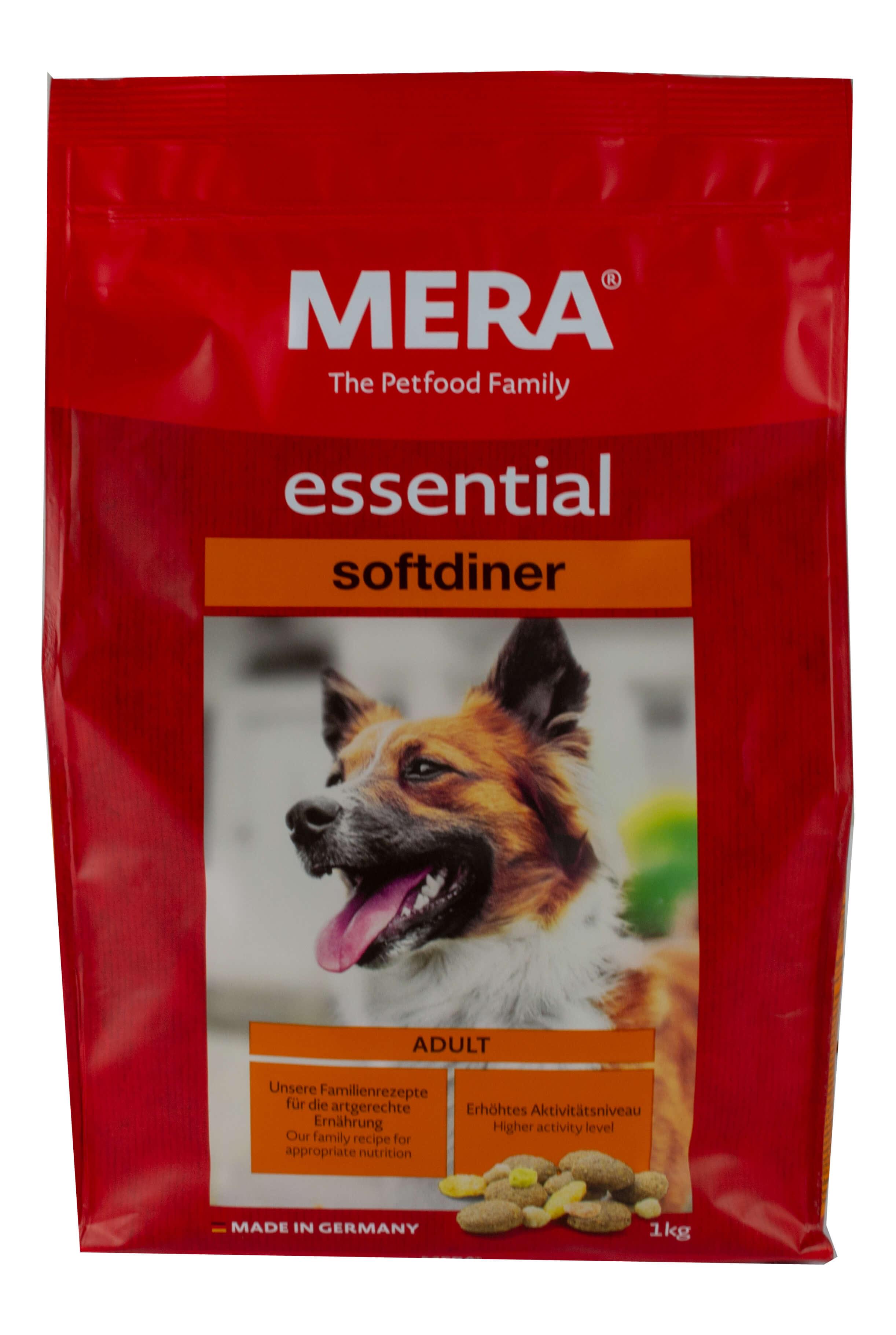 Hundefutter Mera Dog : mera essential softdiner 1 kg premium hundefutter von ~ A.2002-acura-tl-radio.info Haus und Dekorationen