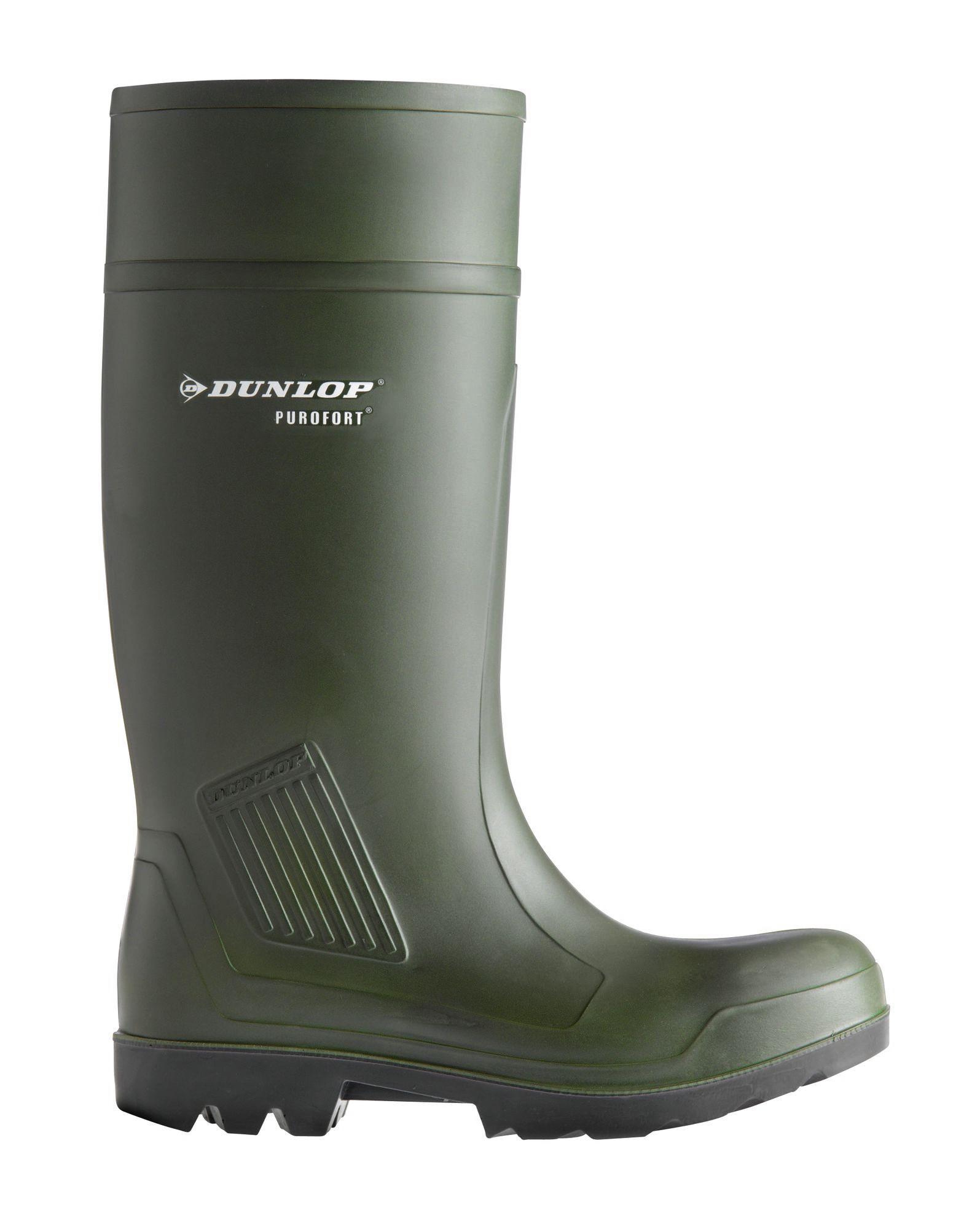 37 Gr Sicherheits Stiefel Dunlop Gummistiefel Stahlkappe