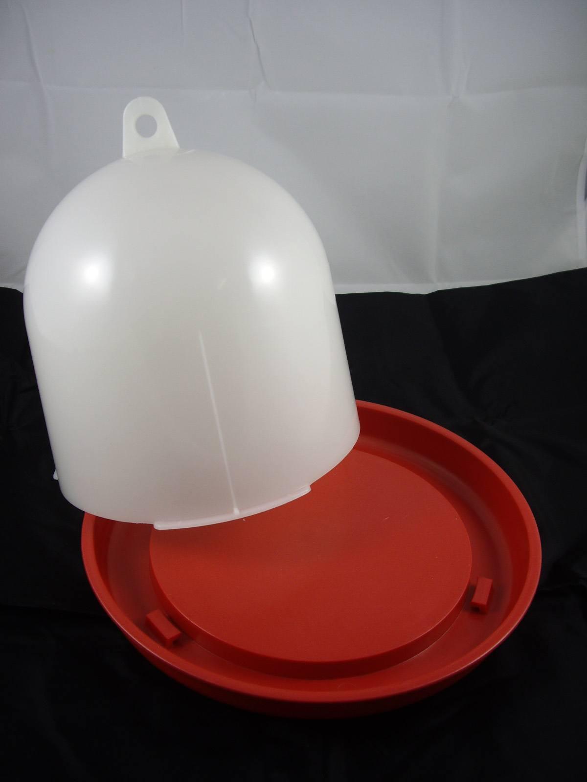 Geflügel-Stülptränke 3 Liter mit Bajonettverschluss von Klaus